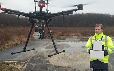 Velodyne & YellowScan Lead Drone Surveying Market for Highway Capacity Expansion