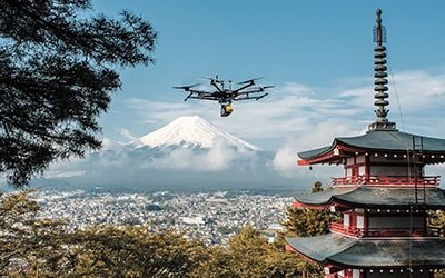 YellowScan continues to expand in Asia with a new subsidiary in Japan