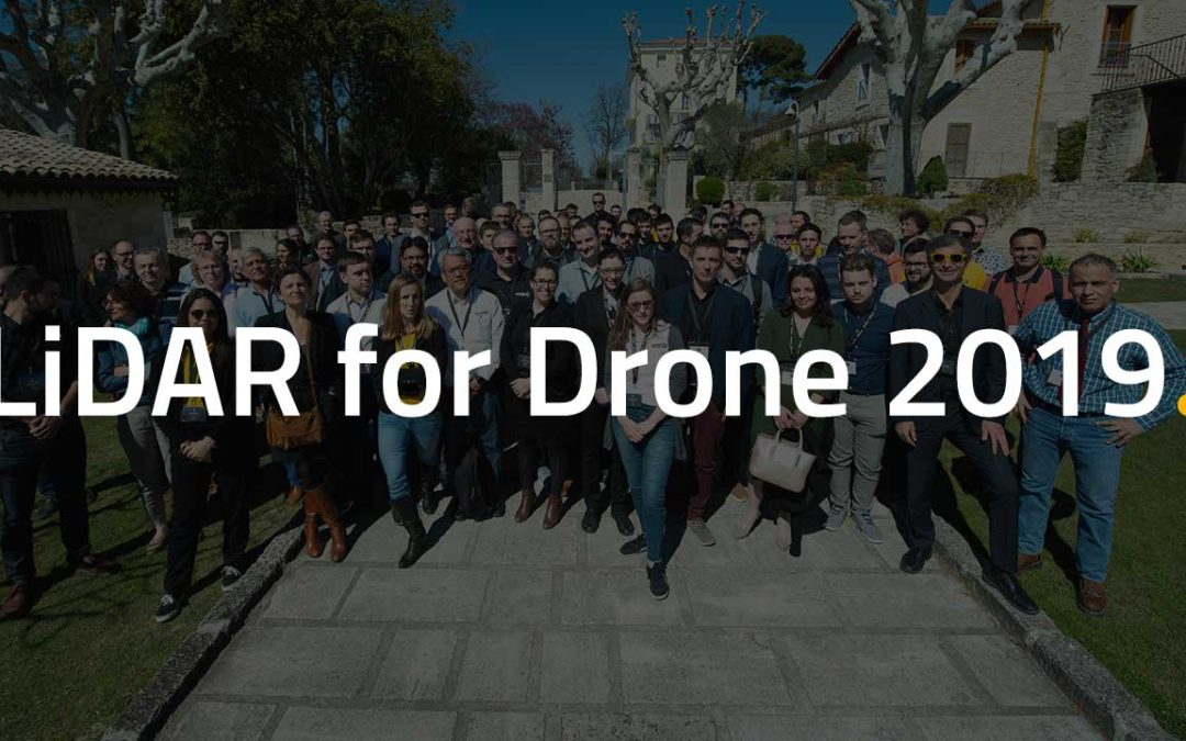 LiDAR for Drone 2019