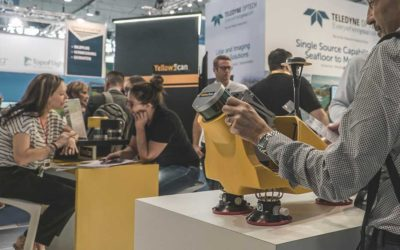 Meet YellowScan at INTERGEO 2019