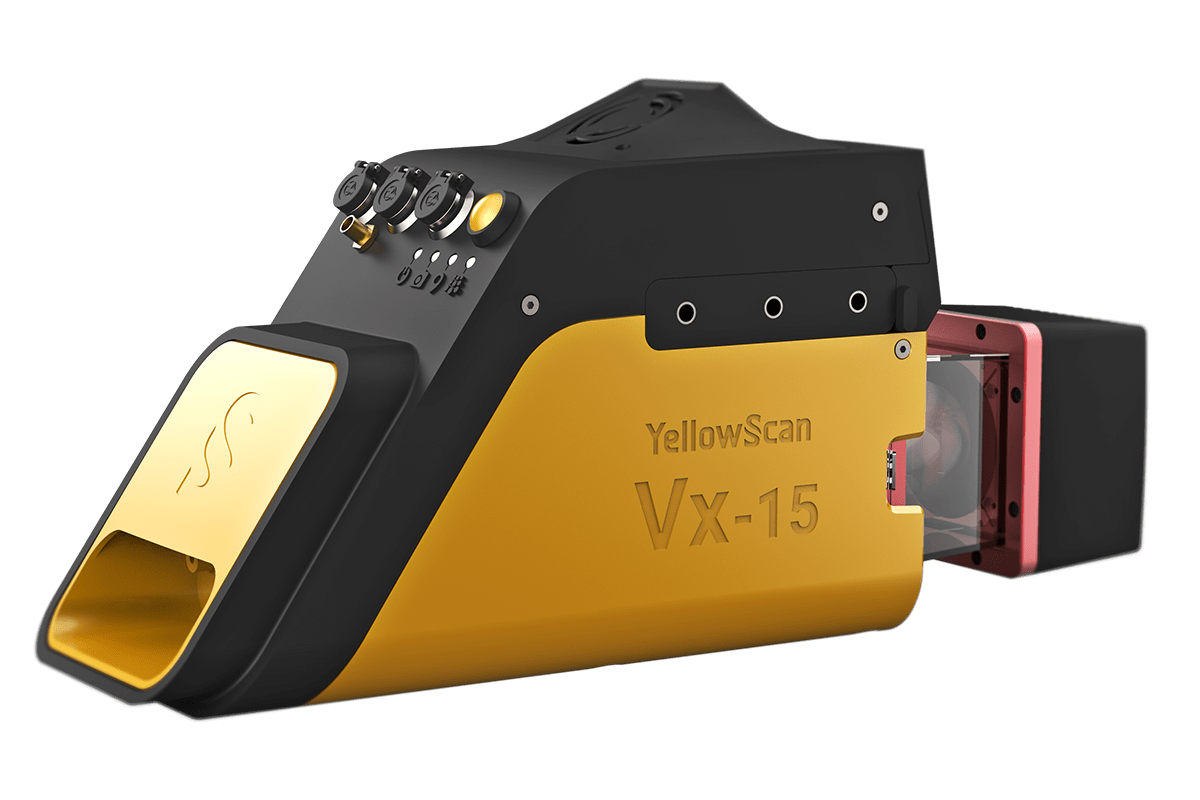 YellowScan Vx-15 Product image