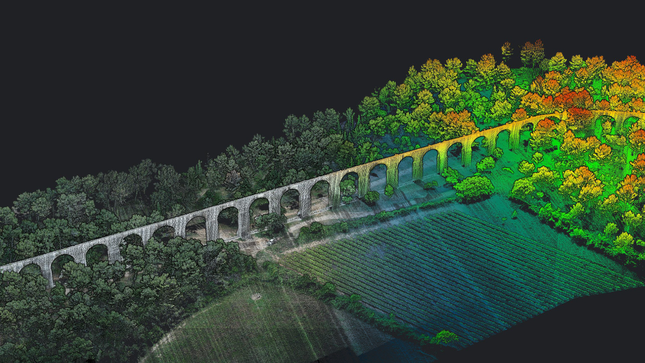 Why Compromise? Top 8 reasons to invest in high-end UAV LiDAR mapping
