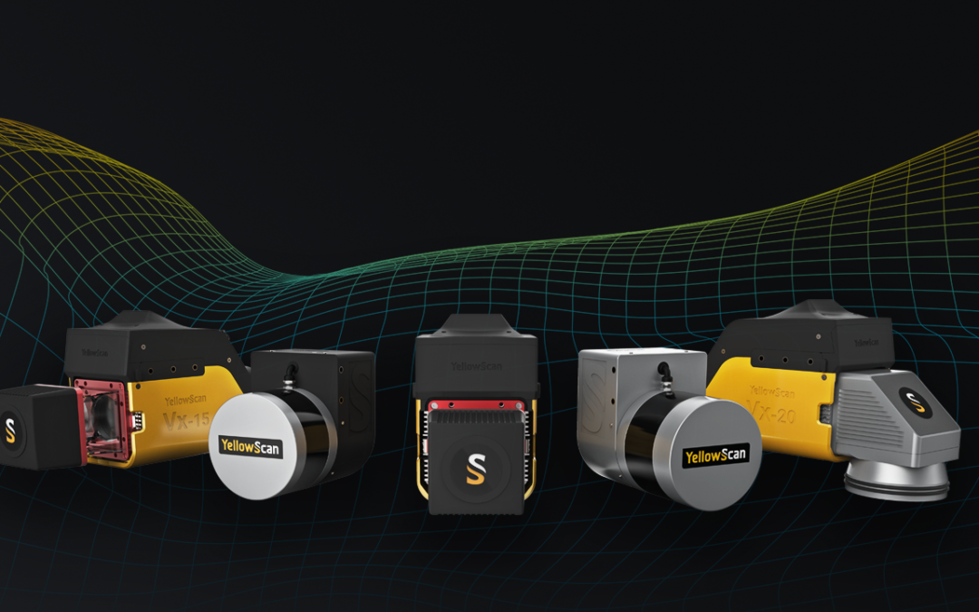 WEBINAR: Comparison of YellowScan LiDAR systems and how they fit your needs
