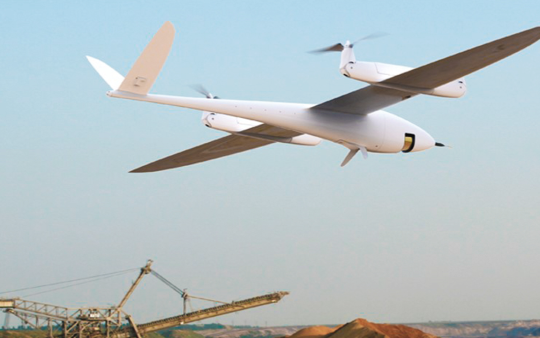 WEBINAR: How to collect a large amount of data with VTOL drones and LiDAR combination