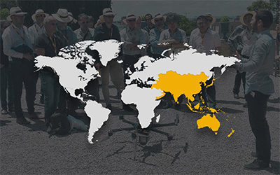 YellowScan LiDAR for UAVs welcomes New Asia-Pacific Business Development Manager to expand sales and service in APAC