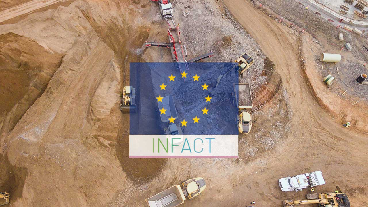 INFACT Deploys YellowScan Mapper II at Key European Mining Sites