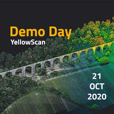 France | Demo Day | ADVANCED – Point cloud colorisation