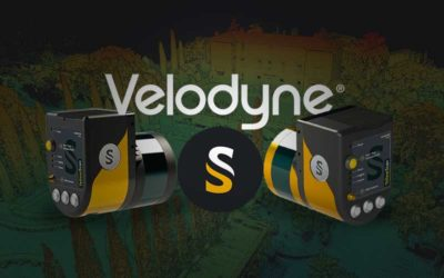 Velodyne's Lidar Sensors Power YellowScan's Reliable Mobile Mapping