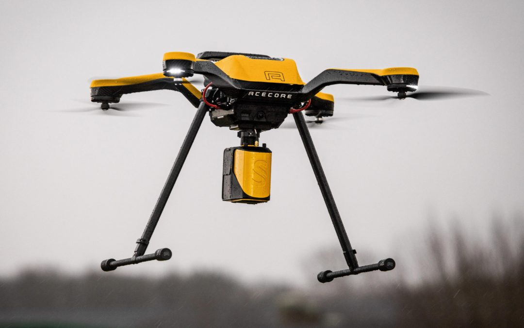 YellowScan Announces Collaboration with Acecore for a Fully Integrated LiDAR and Drone Solution