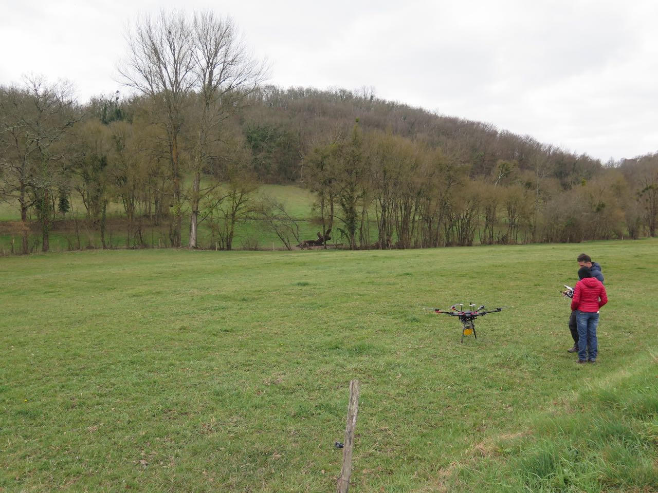 UAV LiDAR mapping under forest - YellowScan Mapper 2 - L'Escalère archaeological site - 1