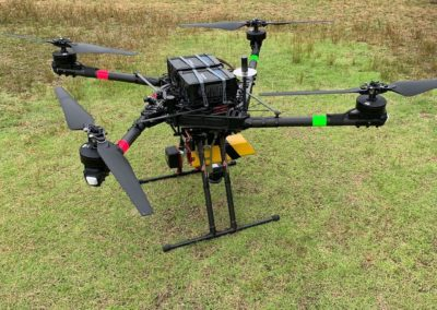 2020 - Multirotor - Freefly Systems Alta X - YellowScan Vx-20+ UAV LiDAR