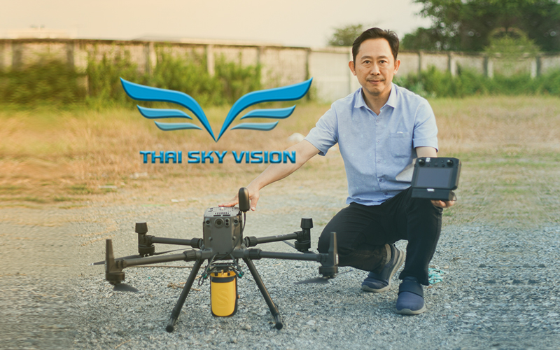 YellowScan Announces New Distribution Partner in Thailand, Thai Sky Vision