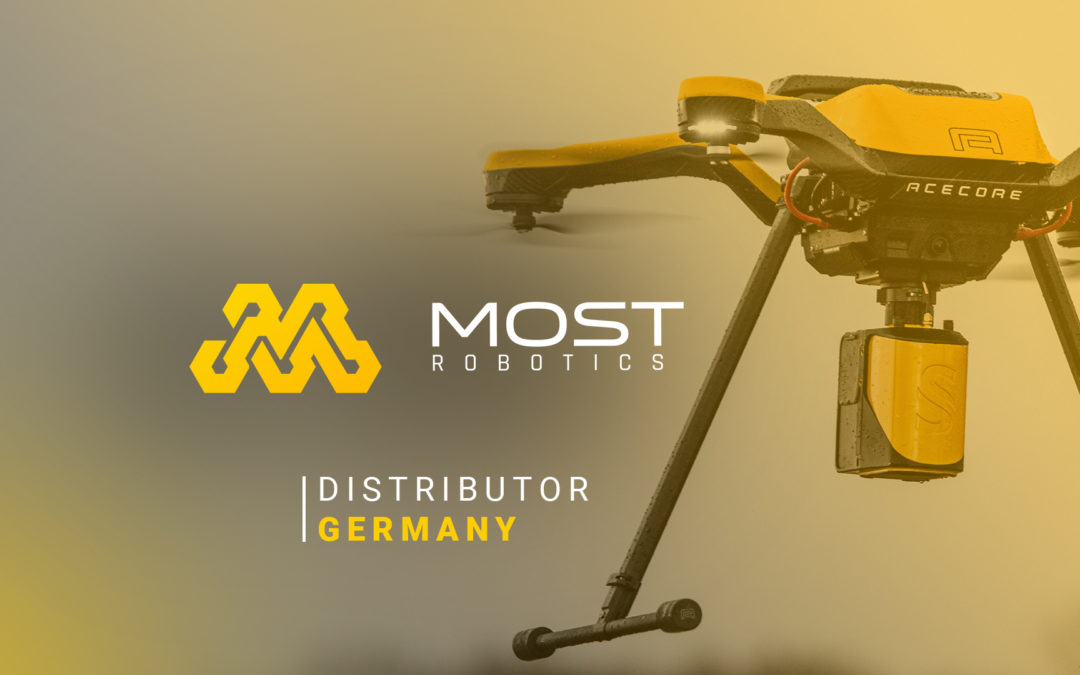YellowScan Announces New Distribution Partner in Germany,  MOST Robotics